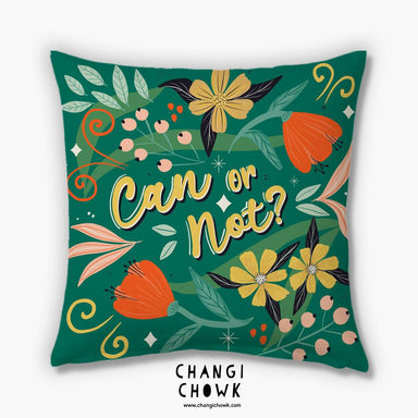 Cushion Cover - Can or Not? - Local Cushion Covers - Changi Chowk - Naiise