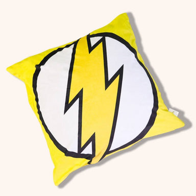 The Flash Cushion Cover - Cushion Covers - Ok Can Lah - Naiise