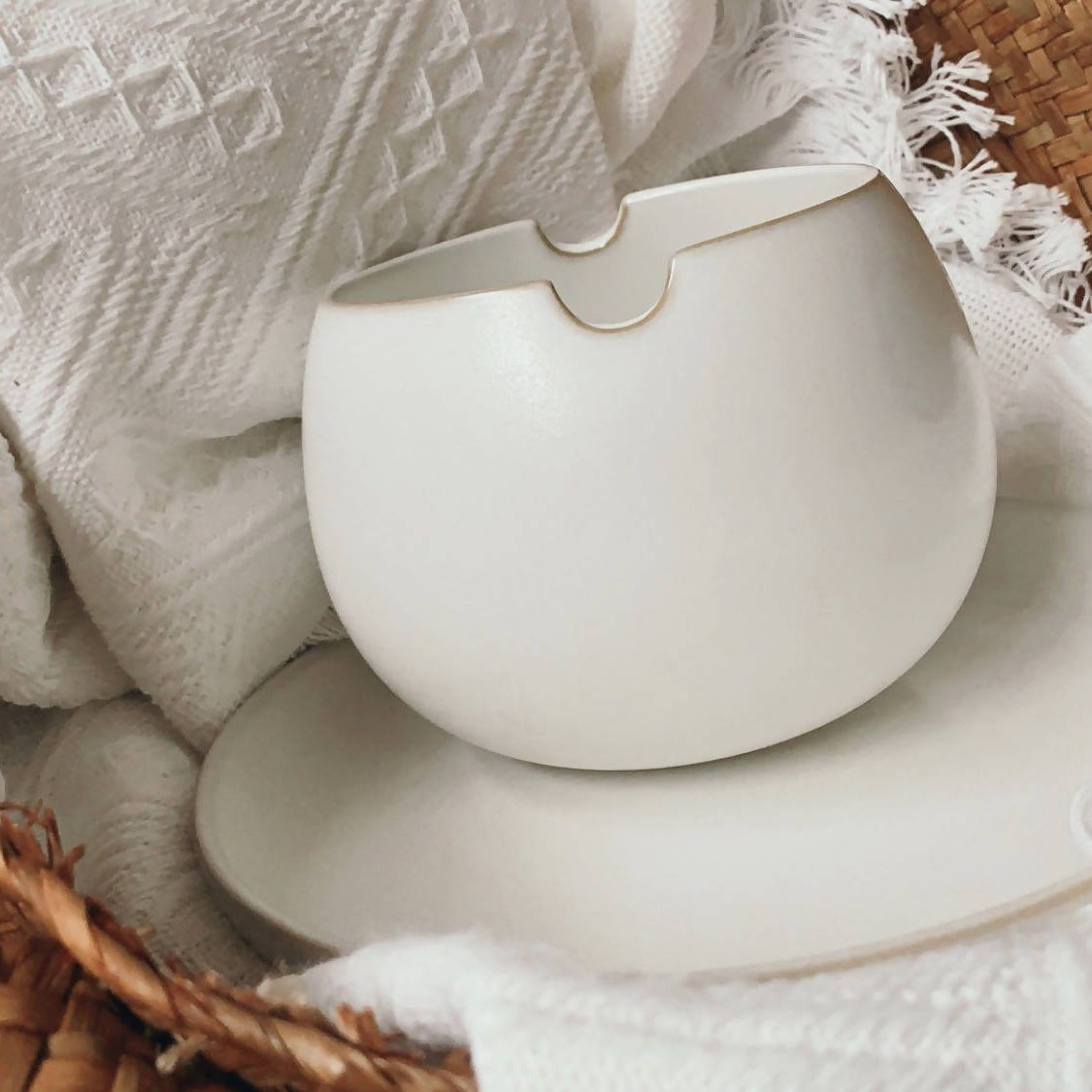 Base II Essential Bundle - Serving Bowl & Rice Bowl - Tableware - Base Piece Homeware - Naiise