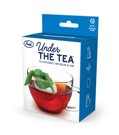 Fred - Under The Tea #Sea Turtle Infuser - Tea Infusers - The Planet Collection - Naiise