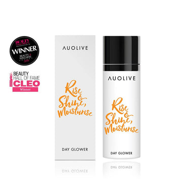 AUOLIVE Day Glower (Antixoidant Brightening Day Moisturiser SPF 30) - Face Moisturisers - AUOLIVE - Naiise