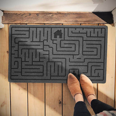Balvi - Maze Door Mat - Door Mats - The Planet Collection - Naiise