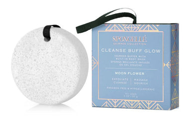 Shimmer Body Buffer | Moon Flower - Body Scrubs - Spongellé - Naiise