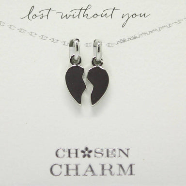 CHOSEN CHARMS - For Special One : Joined Hearts - Charms - La Belle Collection - Naiise