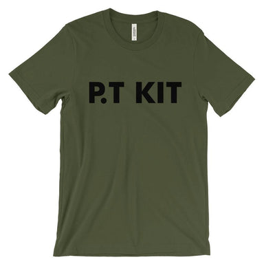 PT Kit Crew Neck S-Sleeve T-shirt - Local T-shirts - Wet Tee Shirt / Uncle Ahn T / Heng Tee Shirt / KaoBeiKing - Naiise