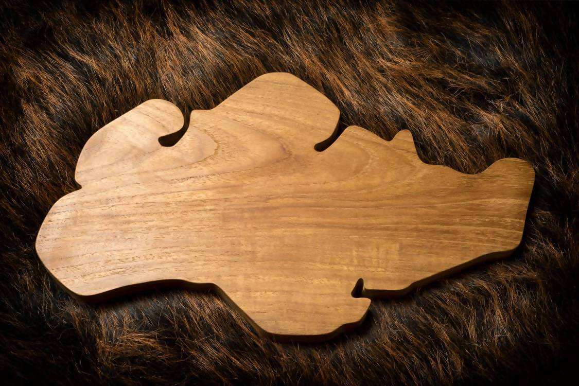 Wooden Serving Board Local Kitchenware The Cow Shed