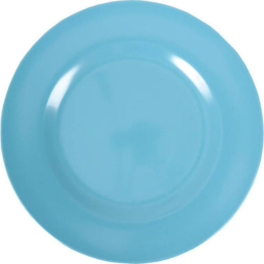 Melamine Round Dinner Plate in Turquoise Kitchenware The Children's Showcase