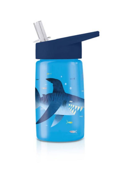 Crocodile Creek Tritan Bottle - Shark City - Kids Bottles - The Children's Showcase - Naiise