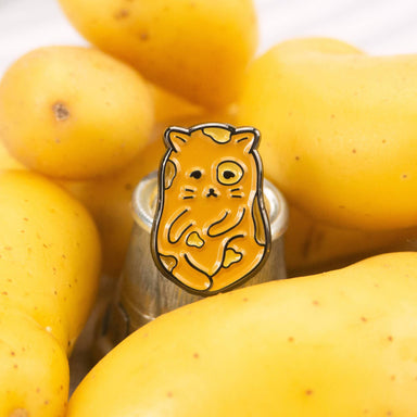 Purrtato Enamel Pin Pins John Moniker