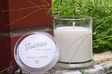 Mulberry Soy Candle Scented Candles Twinkles by Gladys