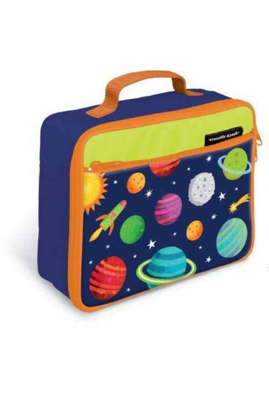 Crocodile Creek Lunch Bags - Solar System Lunch Bags The Children's Showcase
