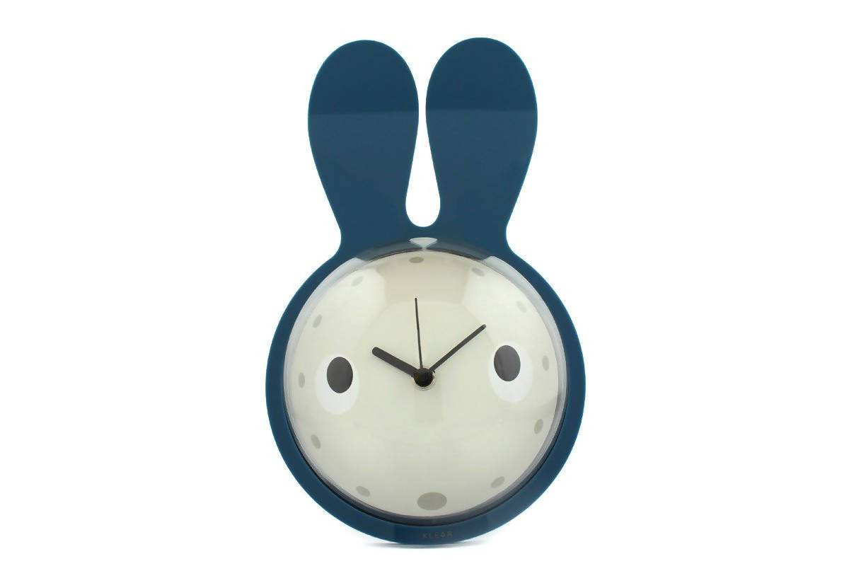Klear - Bugs Wall Clock - Clocks - The Planet Collection - Naiise