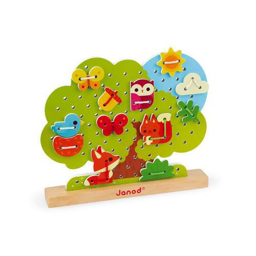 Lace-Up Tree - Kids Toys - The Children's Showcase - Naiise
