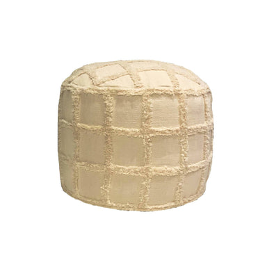 Furry Cylinder Pouf - Poufs - The Pouf.Stop - Naiise