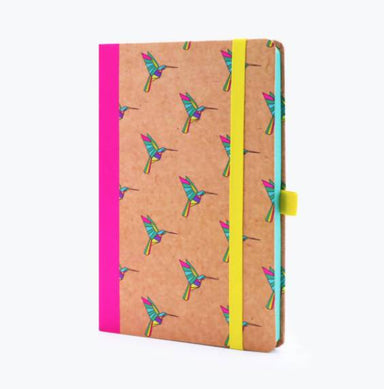 Mustard Origami Notebook Notebooks The Planet Collection