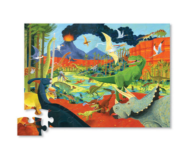 36-pc Puzzle - Land of Dragons - Kids Puzzles - The Children's Showcase - Naiise