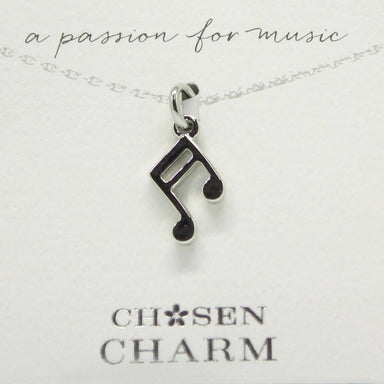 CHOSEN CHARMS - For Special One : Music Note - Charms - La Belle Collection - Naiise