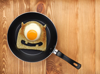 Fred Egg Monster Bread Cutter - Kitchen Tools - The Planet Collection - Naiise