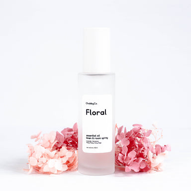 Floral Essential Oil Linen & Room Spray - Room Sprays - ChubbyCo. - Naiise
