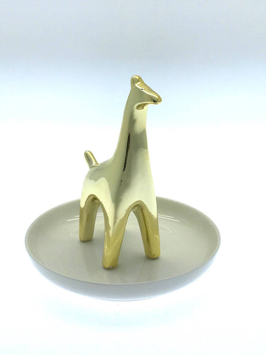 Giraffe Ring Holder - Jewellery Holders - The Planet Collection - Naiise