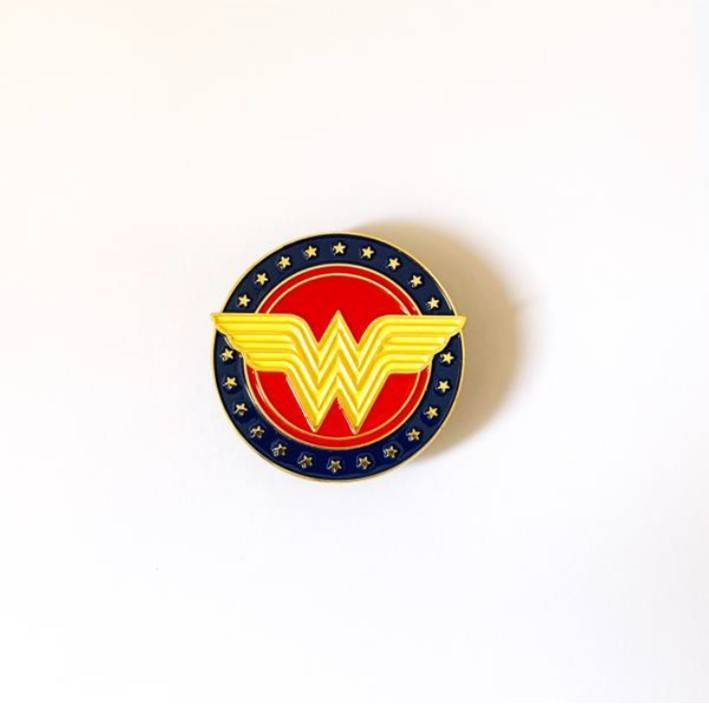 Wonder Woman Phone Grip - Phone Accessories - Ok Can Lah - Naiise