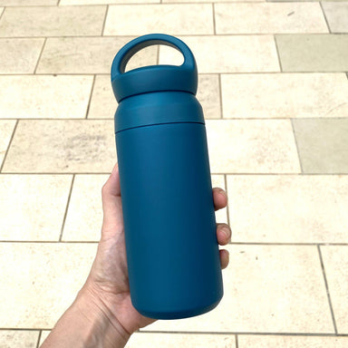Neis Haus Stainless Steel Vacuum Handy Bottle - Water Bottles - Neis Haus - Naiise