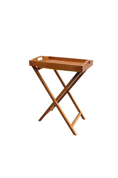 BUTLER Tray - Side Table - Scanteak - Naiise