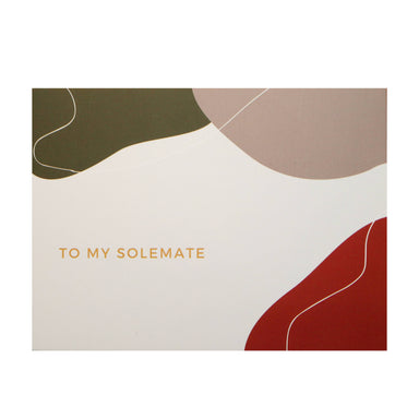 To My Solemate Card - Postcards - Nails & Good Company - Naiise