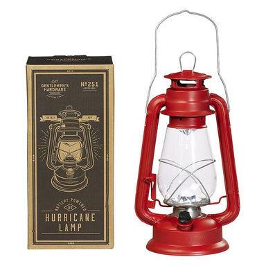 The Gentlemen's Hardware - Hurricane Lamp - Lighting - The Planet Collection - Naiise