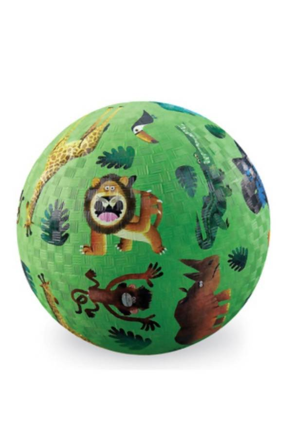"Crocodile Creek Playball 7"" - Very Wild Animals - Kids Toys - The Children's Showcase - Naiise"