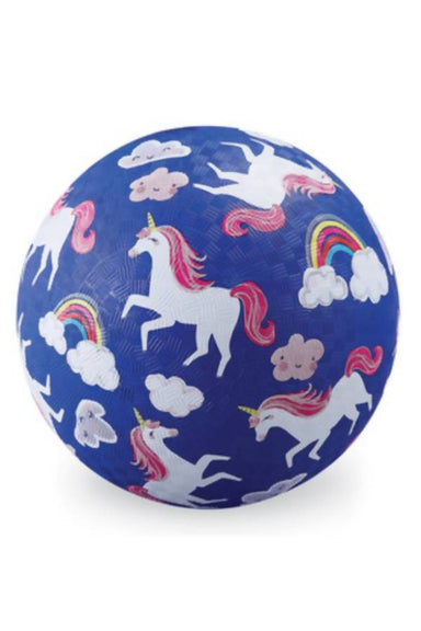 "Crocodile Creek Playball 7"" - Unicorn - Kids Toys - The Children's Showcase - Naiise"