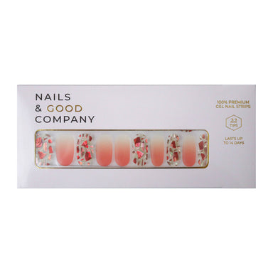 Like Ruby Nail Strips - Nail Wraps - Nails & Good Company - Naiise