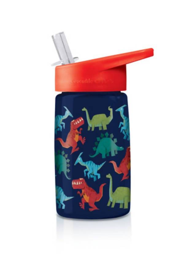 Crocodile Creek Tritan Bottle - Dinosaurs - Kids Bottles - The Children's Showcase - Naiise