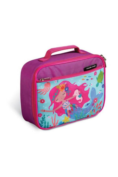 Crocodile Creek Classic Lunchbox - Mermaids Lunch Boxes The Children's Showcase