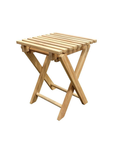 Occasional Stand - Side Table - Scanteak - Naiise