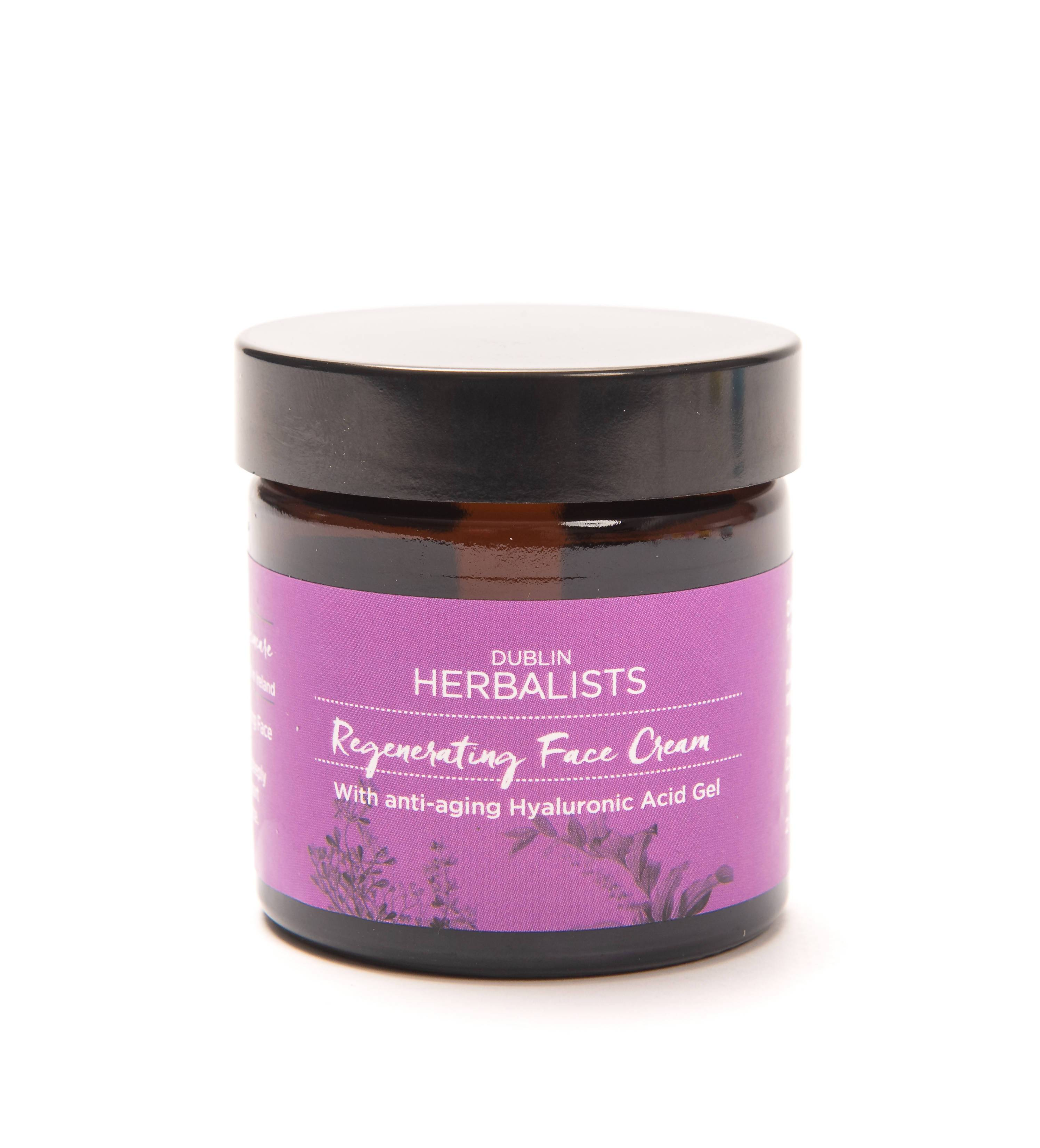 Dublin Herbalists - Regenerating Face Cream - New Arrivals - A GOOD POTION COMPANY - Naiise