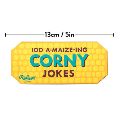 Ridley's 100 Corny Jokes - Games - The Planet Collection - Naiise