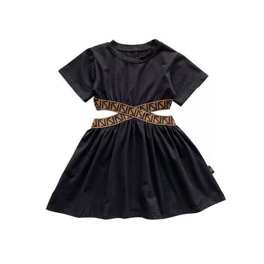 Hourglass Casual Kids Dress - Kids Clothing - Ethan & Friends - Naiise