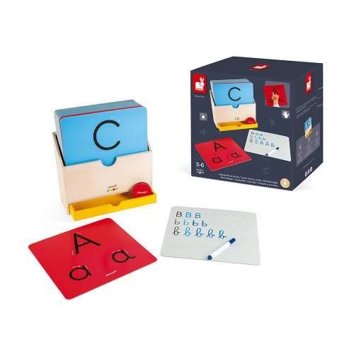 Essentiel - Learn How To Write Educational Toy - Educational Toys - The Children's Showcase - Naiise