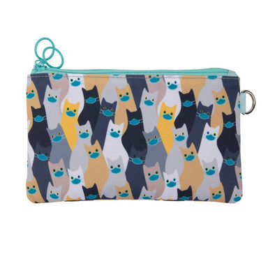 Zipit Face Masks Pouch Cats - Pouches - Zigzagme - Naiise