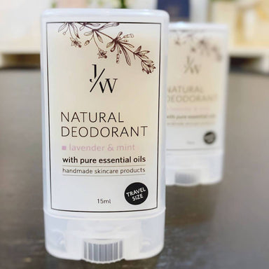 Natural Deodorant Travel Size 15ml - Deodorants - Joon Wong - Naiise