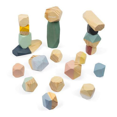 Sweet Cocoon Stacking Stones - Kids Toys - The Children's Showcase - Naiise