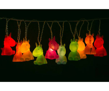 Dhink Unicorn String Light - Night Lights - Zigzagme - Naiise