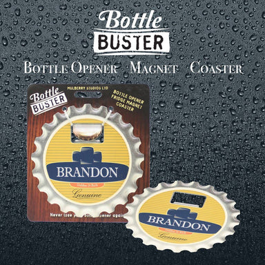 BOTTLE BUSTER - Best Bottle Opener : Brandon - Bottle Openers - La Belle Collection - Naiise