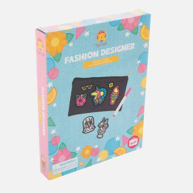 FASHION DESIGNER - PENCIL CASE Toys The Children's Showcase