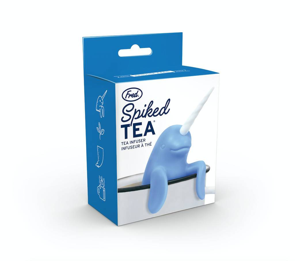 Fred Spiked Tea Infuser - Tea Infusers - The Planet Collection - Naiise