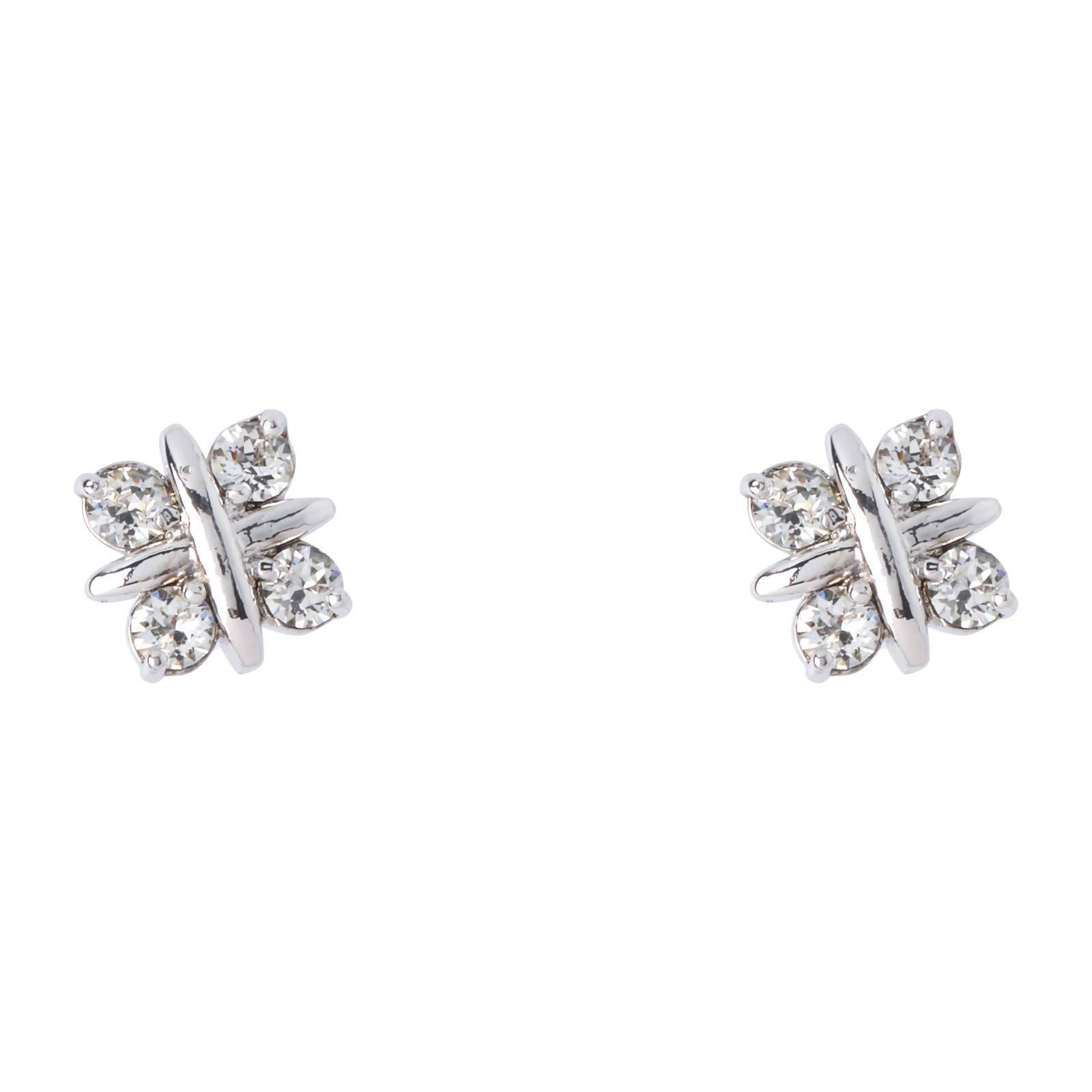 Kisses From Heaven (Snowflake) Earrings - Earring Studs - Forest Jewelry - Naiise