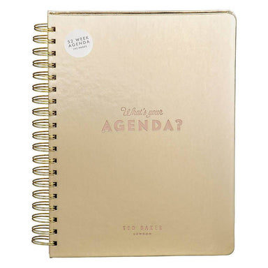 Ted Baker - Agenda Notebook - Notebooks - The Planet Collection - Naiise