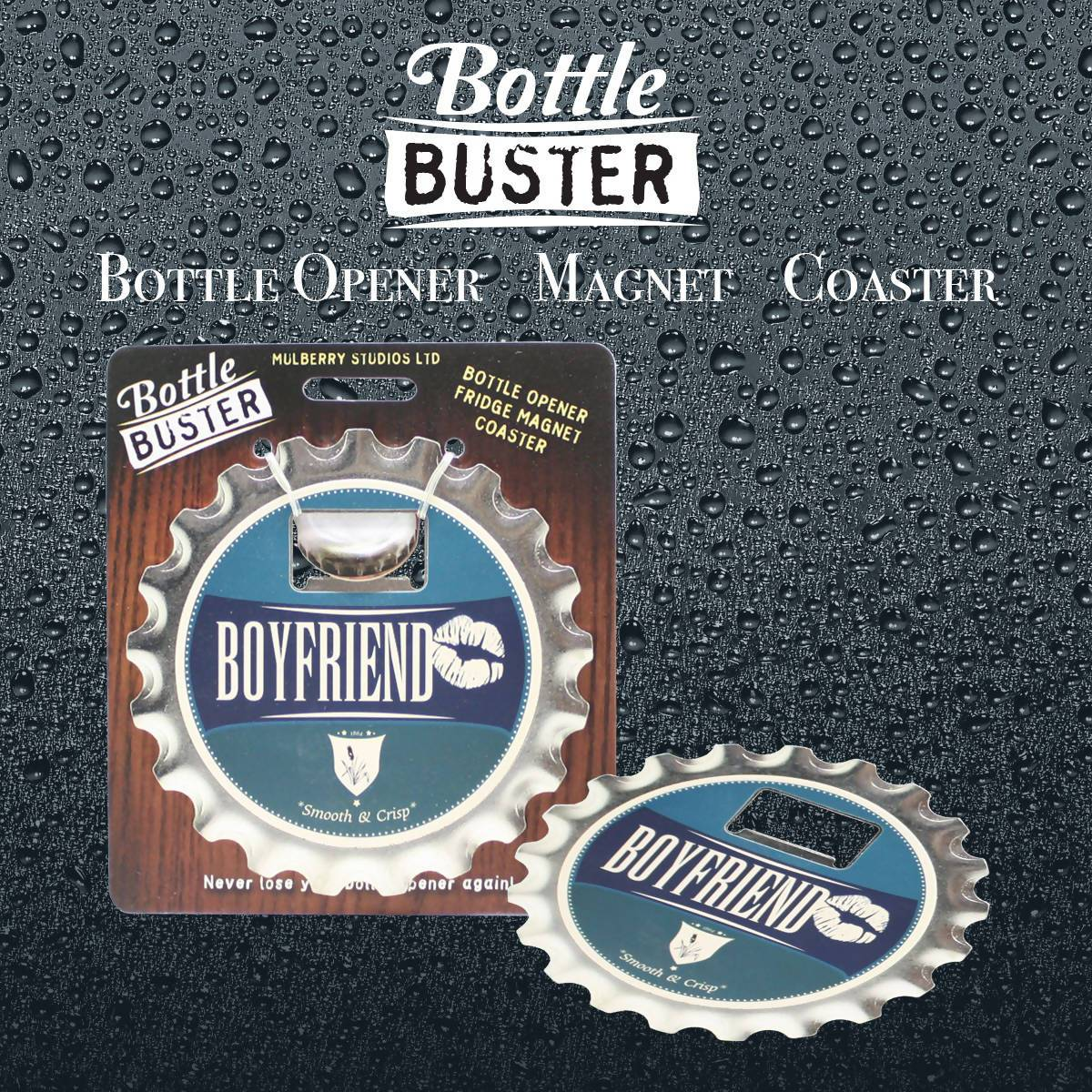 BOTTLE BUSTER - Best Bottle Opener : Boyfriend - Bottle Openers - La Belle Collection - Naiise