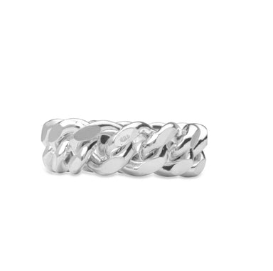 Maille Chain Ring - Rings - Salalo Amot - Naiise